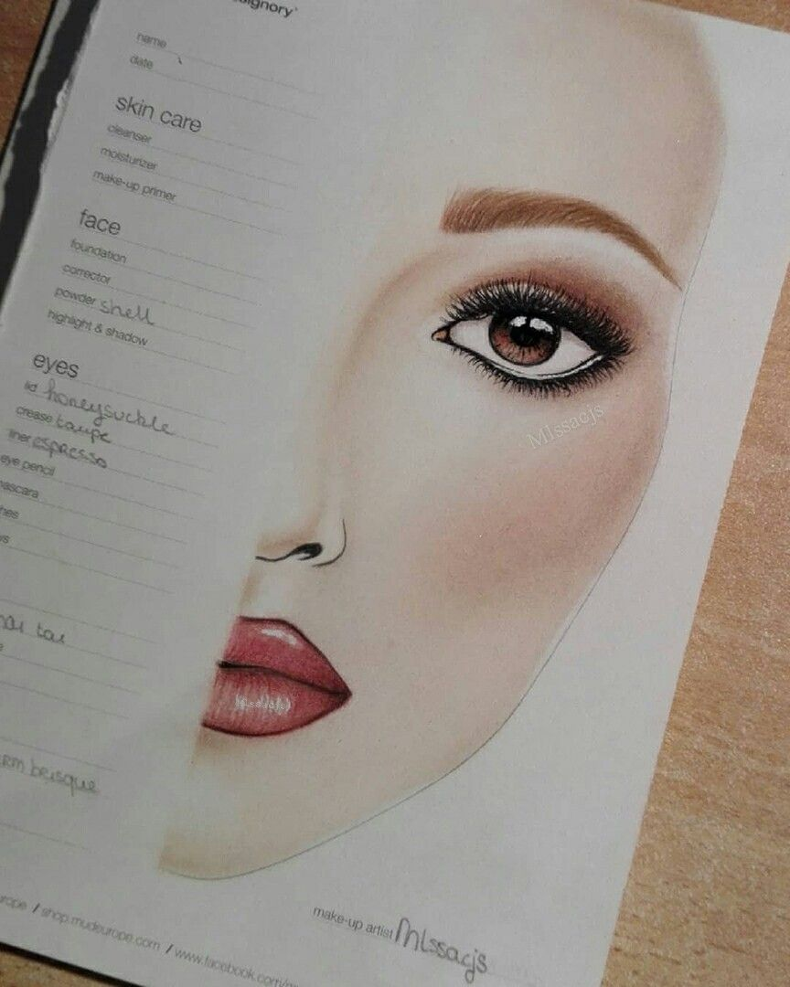 beauty pdf makeup designorys makeup