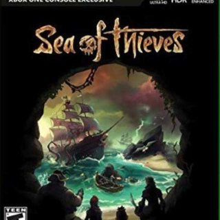 Hey! Check out 'Sea Of Thieves XBox One' on Gameflip
