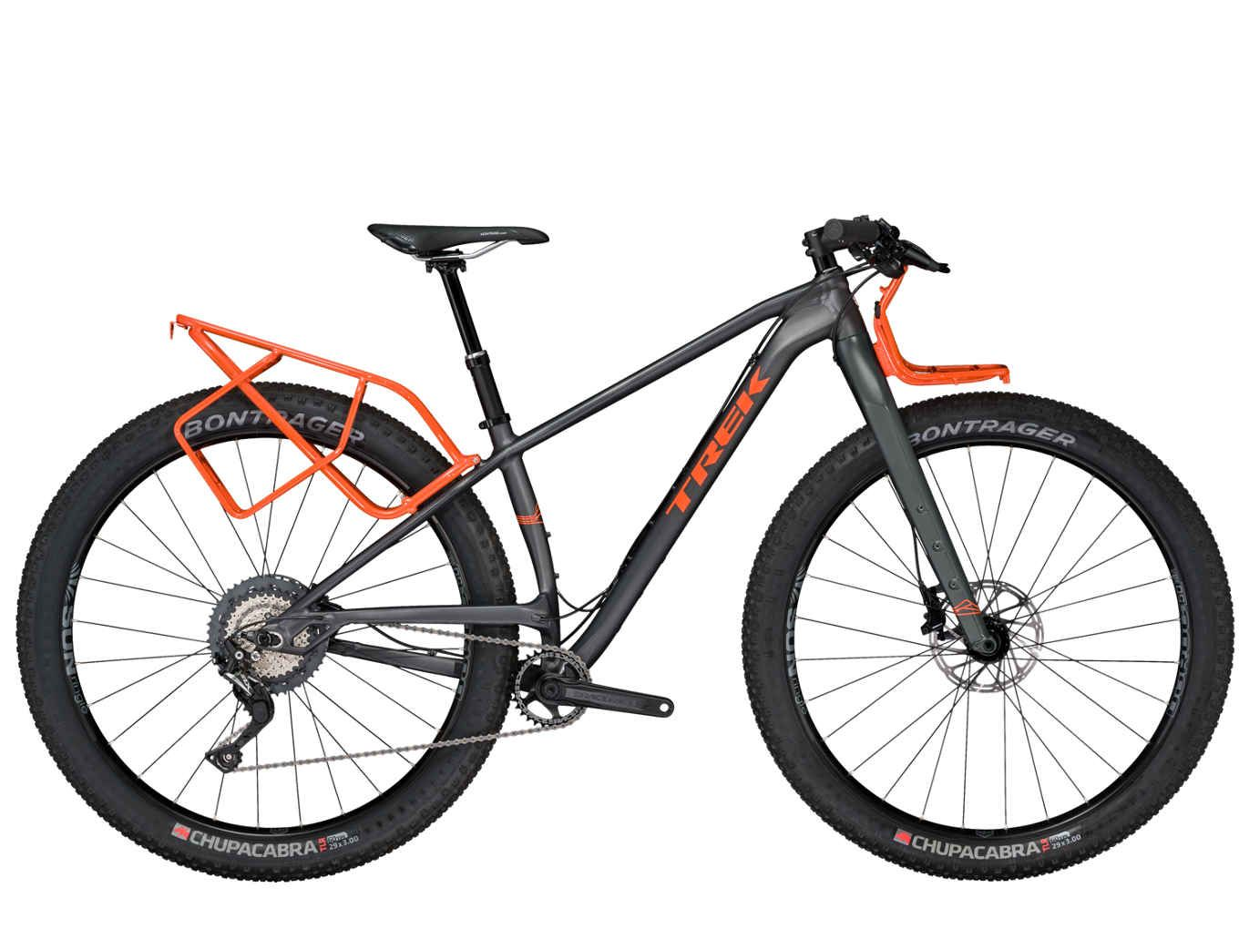Trek S 1120 29 Touring Bike With Integrated Racks Trek Mountain