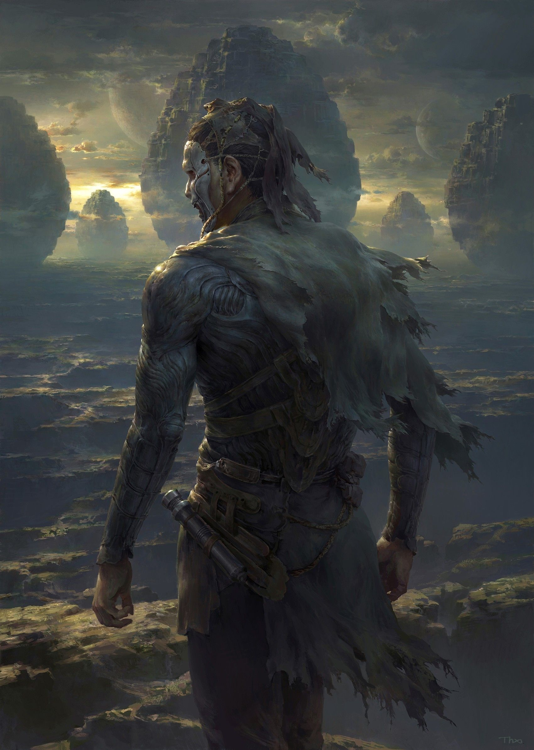 Fantasy Men Fantasy World Mask Fantasy Art Fantasy Male