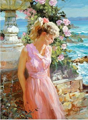Vladimir Volegov Comment Peindre Peintre Et Art