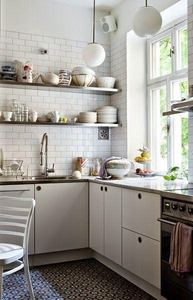 Mini cocinas llenas de grandes ideas, ¡las queremos todas ...