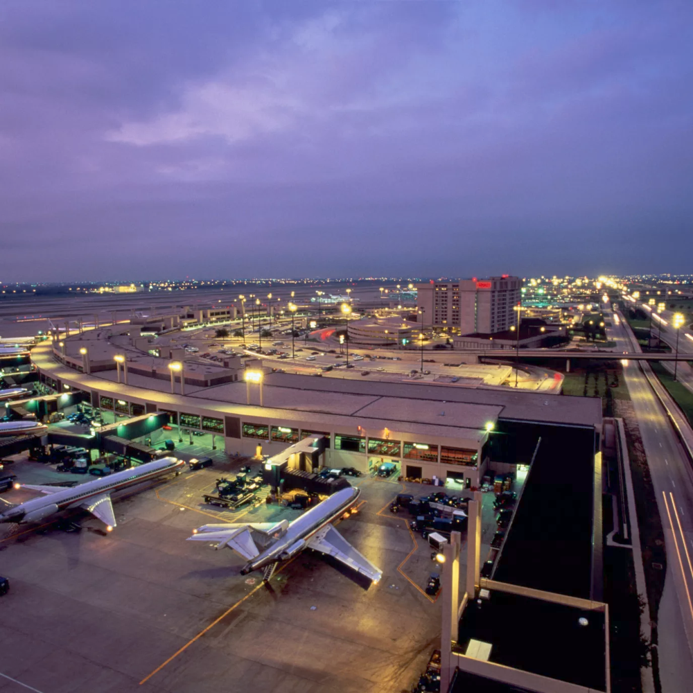 Want to get people to fly less? Stop funding airports