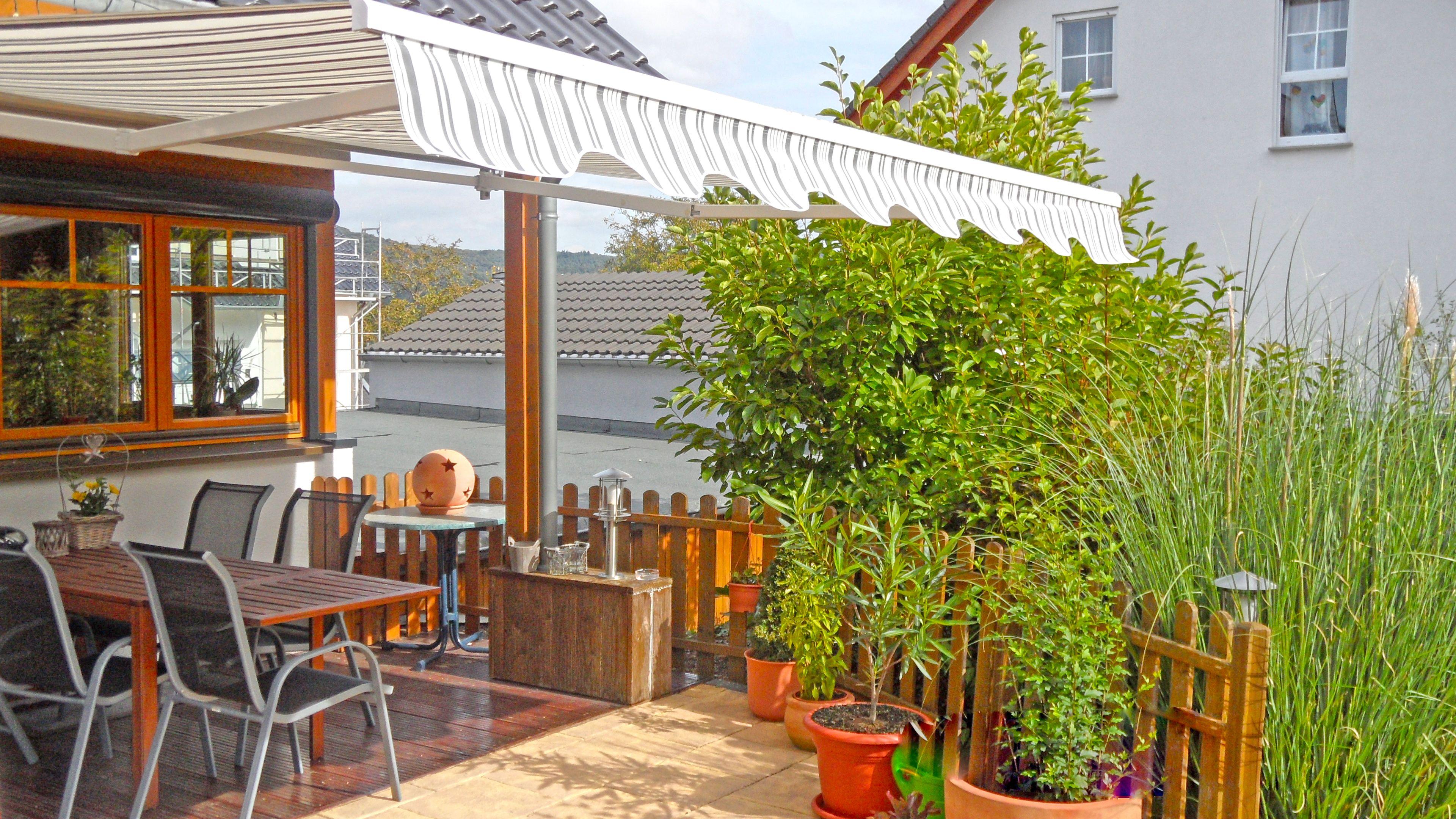markise #garten #terrasse #frühling Schöner Wohnen mit unseren ...
