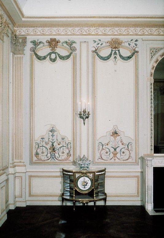 Resultado de imagen de panel de inspiracion rococo for Decoracion rococo