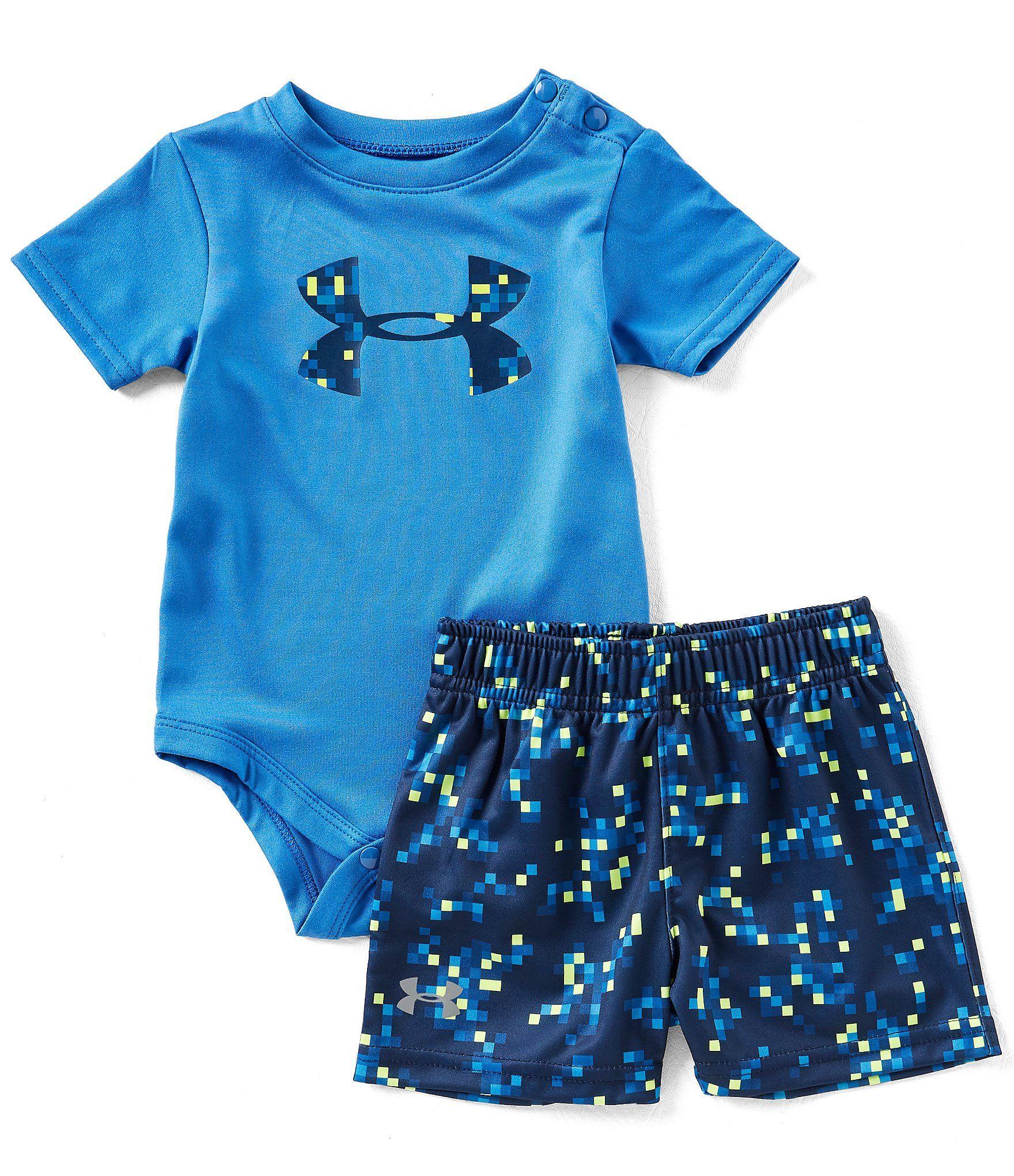 2133e3b58 Shop for Under Armour Baby Boys Newborn-24 Months Digi Camouflage ...