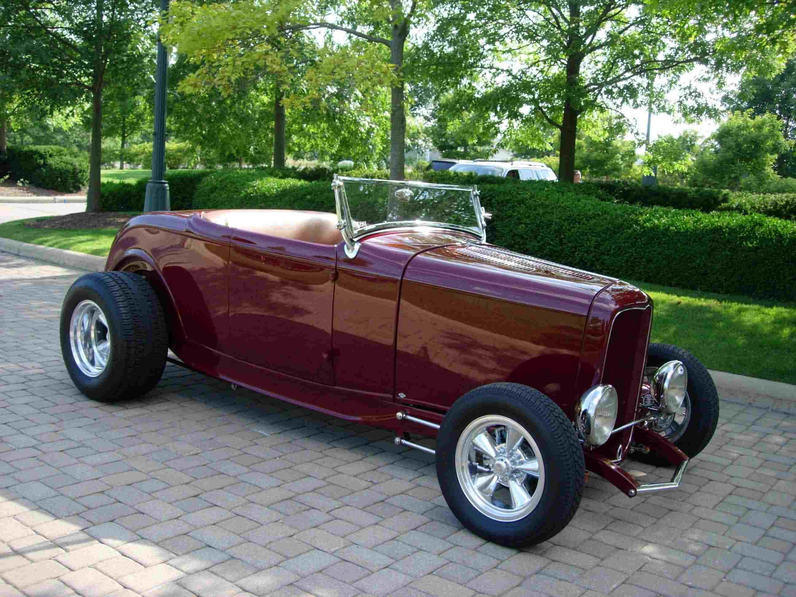Street Rods 1932 Ford Steel Highboy for sale JJ Rods
