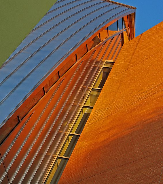 Frank Gehry 1 (Lewis Library, Princeton) by WhiPix