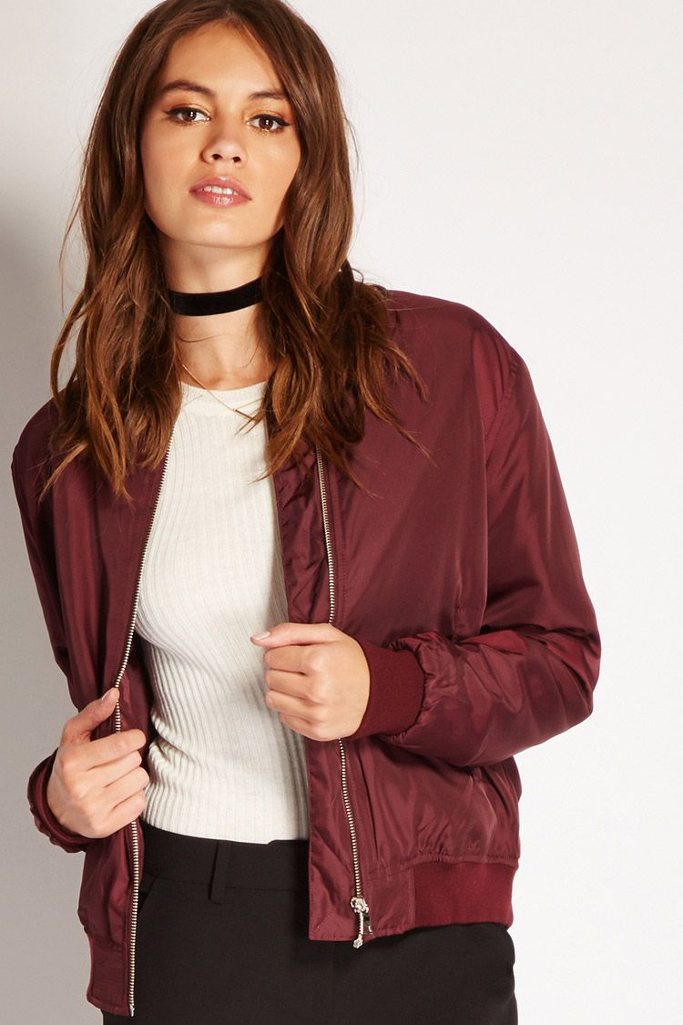 Love yourself bomber jacket winter style utility jacket and st