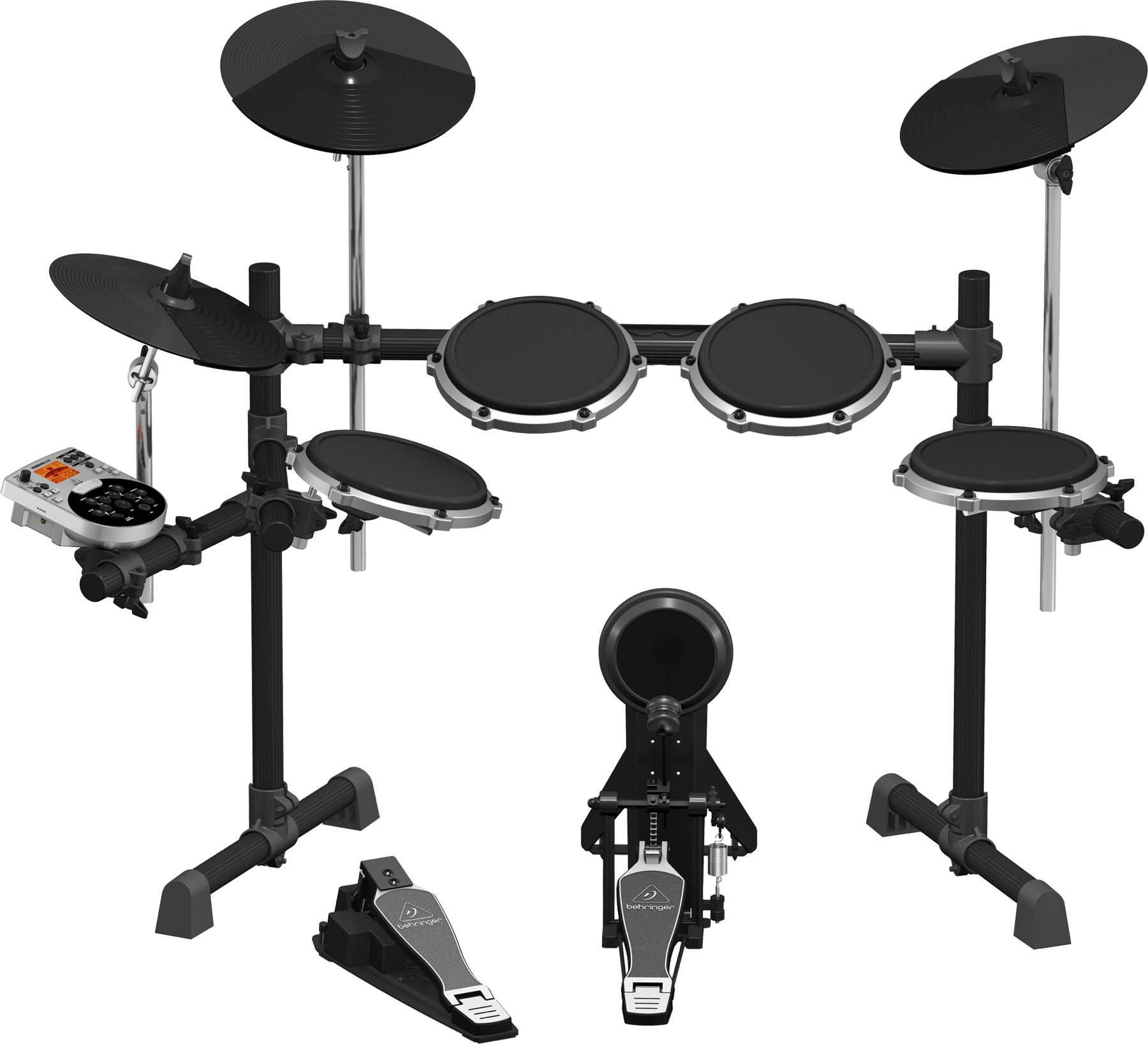 Behringer XD80USB Electronic Drum Set | Gifts | Acoustic