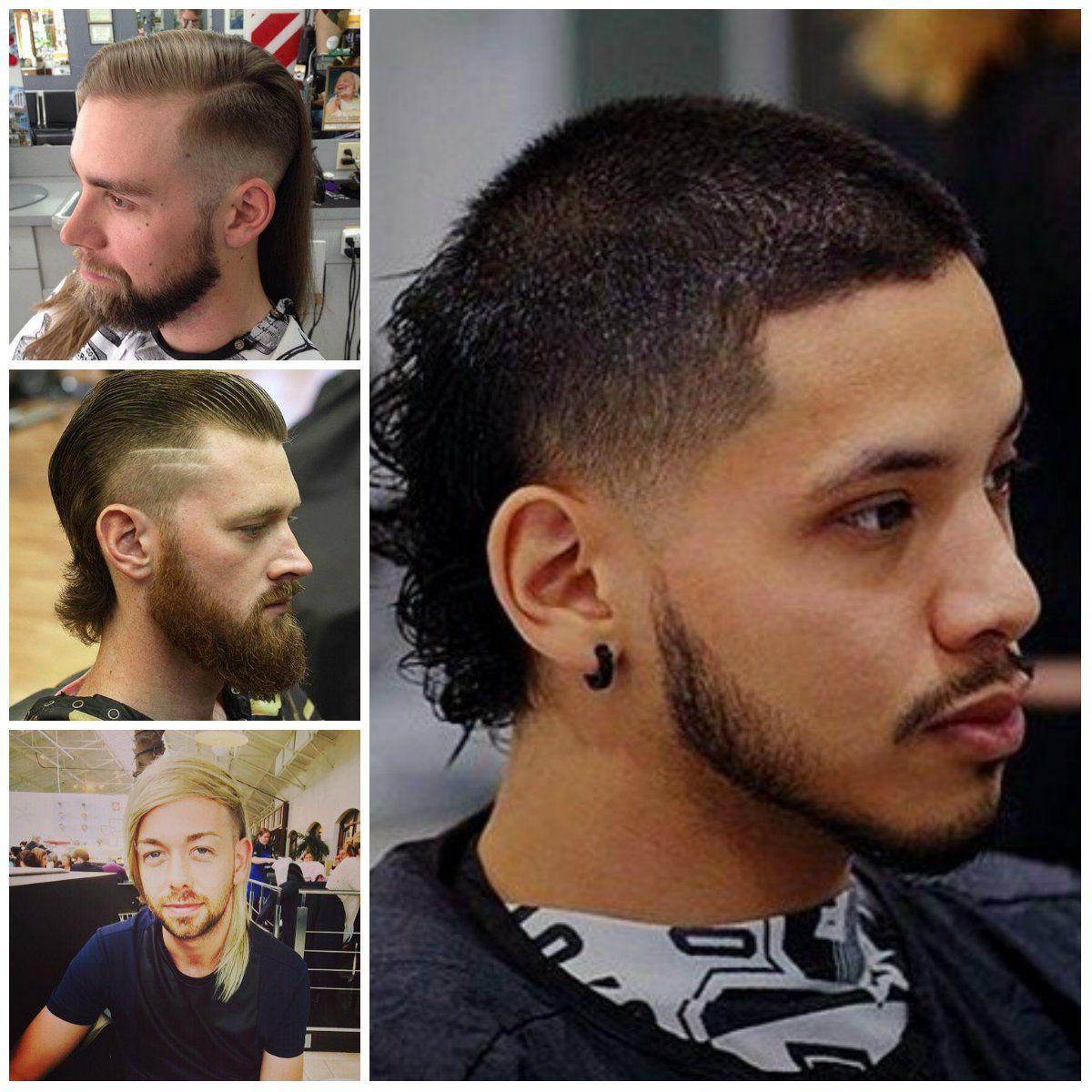 Modern mullet haircuts for 2019 | Modern mullet haircut ...