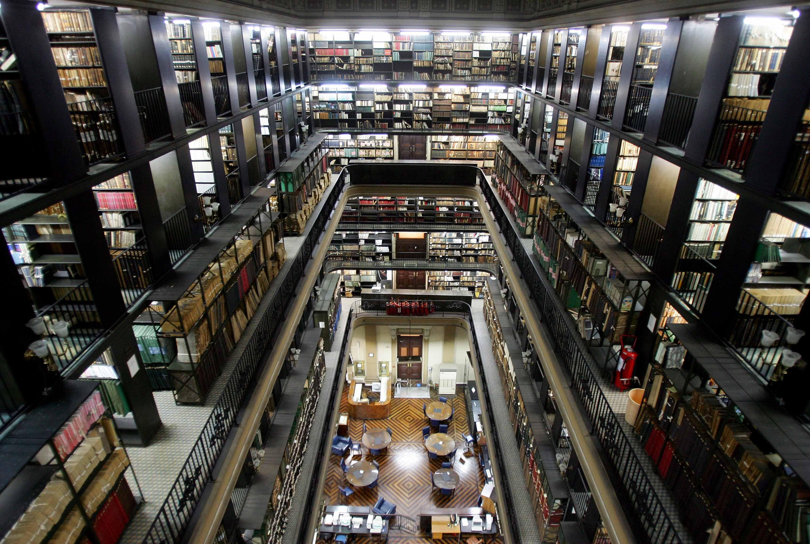 Αποτέλεσμα εικόνας για national library of brazil
