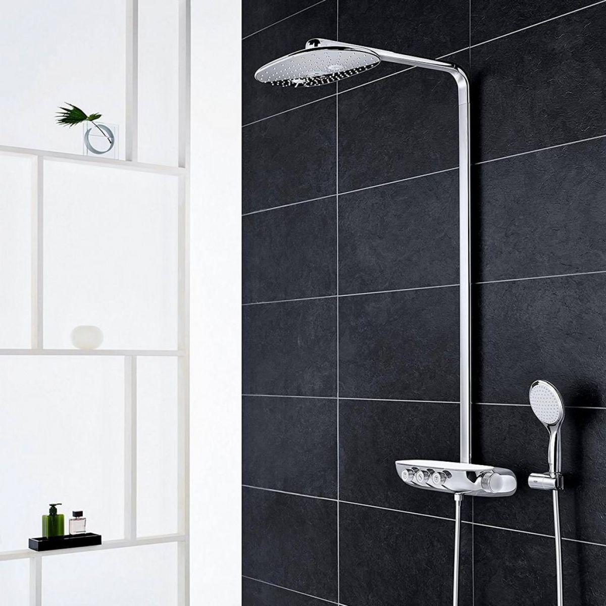 Grohe Rainshower Smartcontrol 360 Duo Shower System Uk Bathrooms