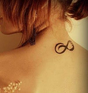 Not the typical 'Infinity' tattoo