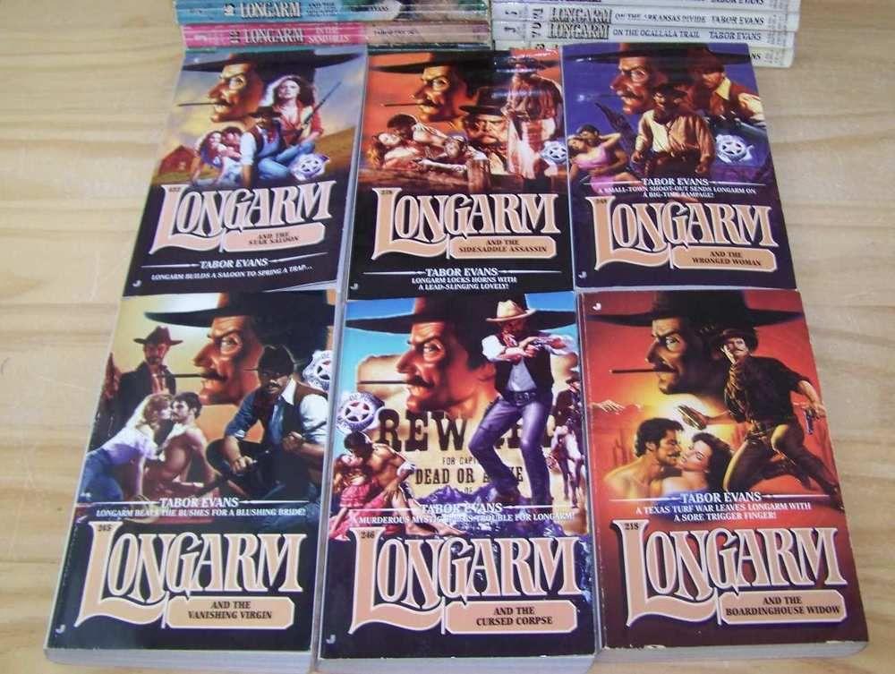 novels adult western