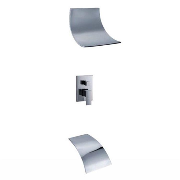 埋込形シャワー水栓 レインシャワーシステム ヘッドシャワー 浴槽蛇口