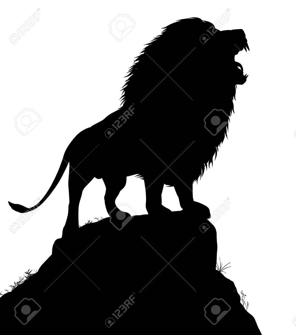 Pin By Ermolaeva Dayana On Siluety Lion Silhouette Lion Art Animal Silhouette