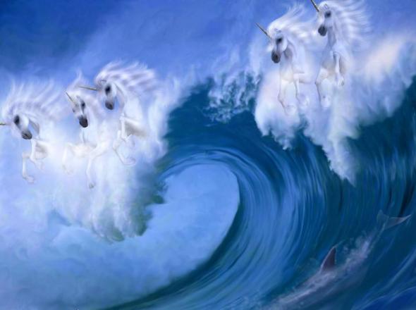صور خيالية رائعه للتحميل Unicorn Wallpaper Pegasus Unicorn Unicorn Fantasy