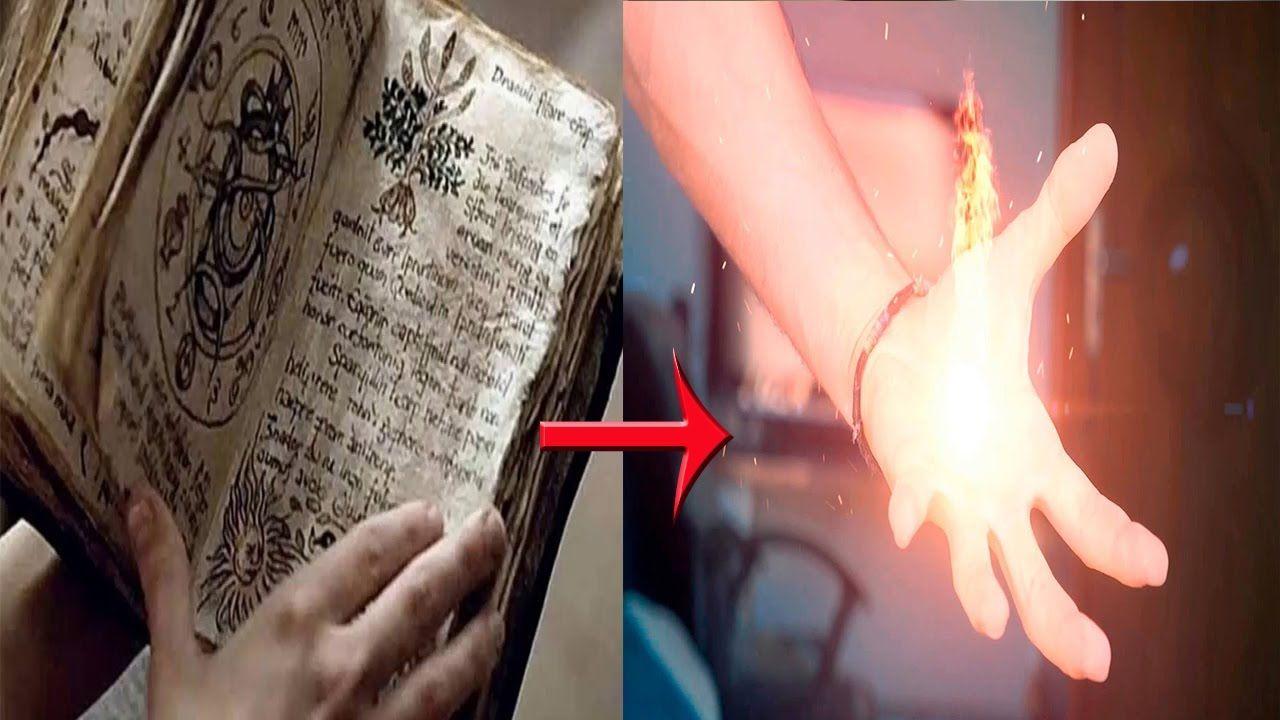 Descubre Como Tener Poderes Con Este Libro Poderes Sobrenaturales Real Hechizos Y Conjuros Sobrenaturales Libros De Hechizos