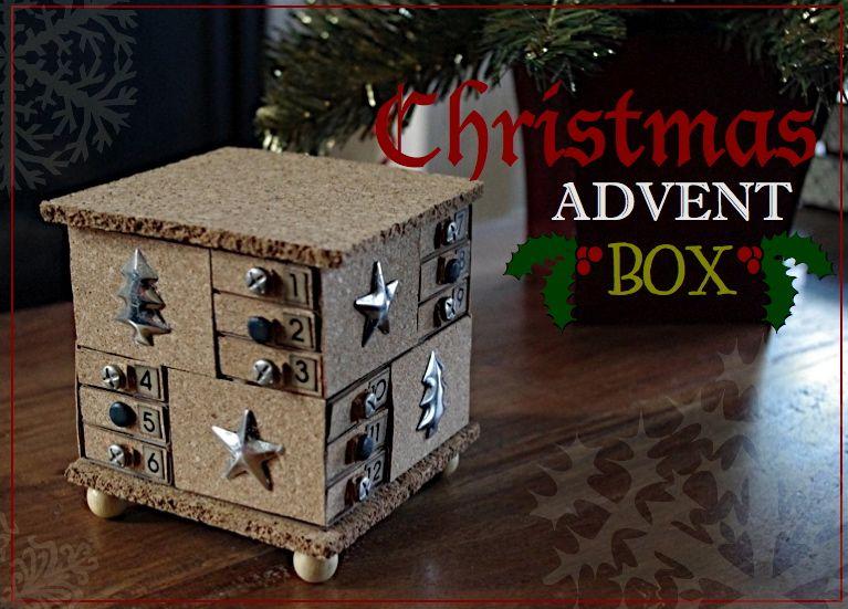 "Creative ""Try""als: Advent Calendar Boxes"