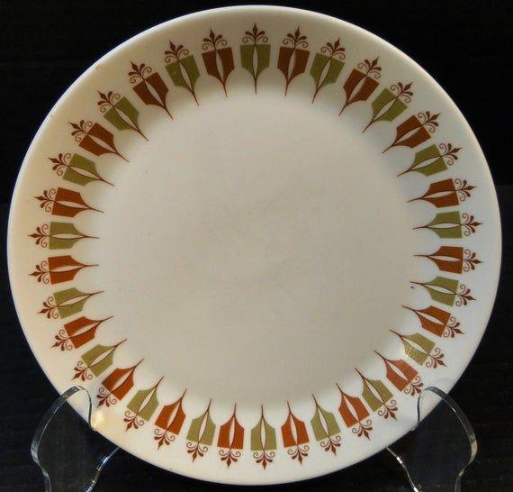 Syracuse China Captain's Table Dinner Plates 10 1/2