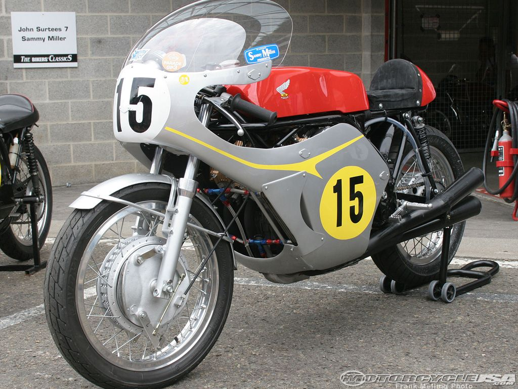 Ronald Agoston RC 181 replica | Vintage racing Hondas | Pinterest ...