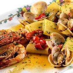 Paccheri Pasta Alla Brunella Food Pasta Food Pasta Salad