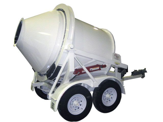 Portable Concrete Mixers Right Manufacturing Systems Inc Concrete Mixers Cement Mixers Mixers