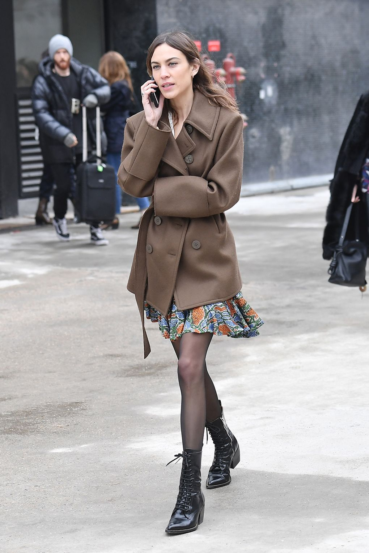 Alexa Chung Style - Interview with MTV's Alexa Chung