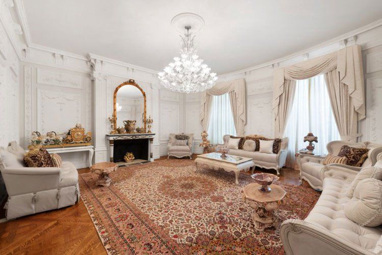 Hotel magnate lists ornate Upper West Side townhouse for ...