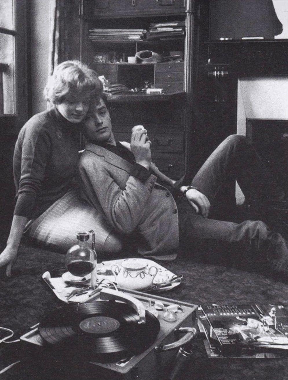 Watch La Piscine Alain Delon Vintage Couples Romy Schneider