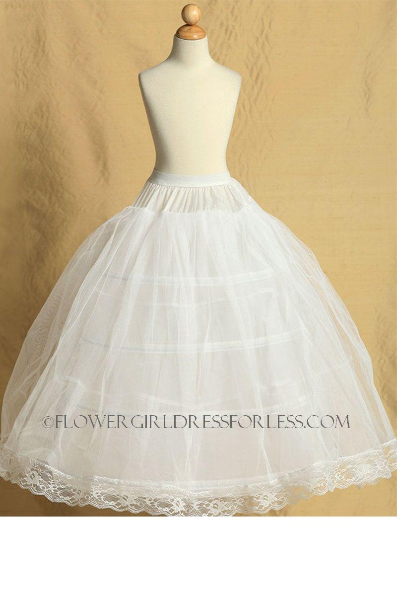 edb8ac5506 Child Petticoat  36.00 Girls Petticoat