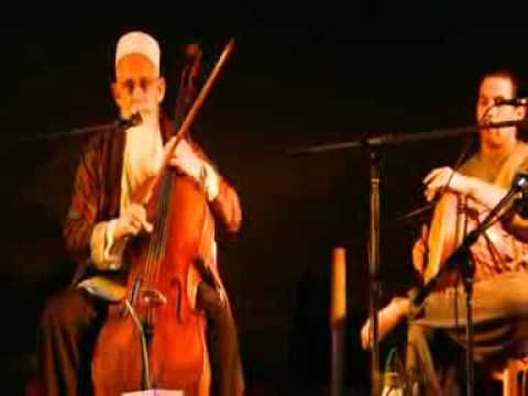 Sheikh Hassan Dyck - Cello Melodie - Sufi-Kwartier Remagen - YouTube