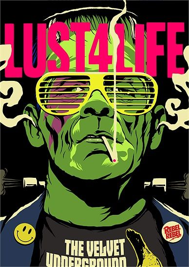 Butcher Billy Retro Pop Culture And Mashup Artist From Brazil