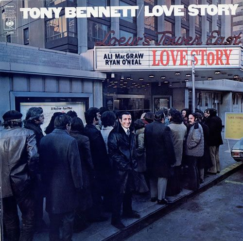 Love Story is an album by Tony Bennett, released in 1971. The album reached a peak position of number 67 on the Billboard 200