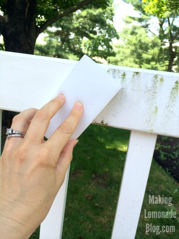 The Best Tip For Quickly And Safely Cleaning Vinyl Fences