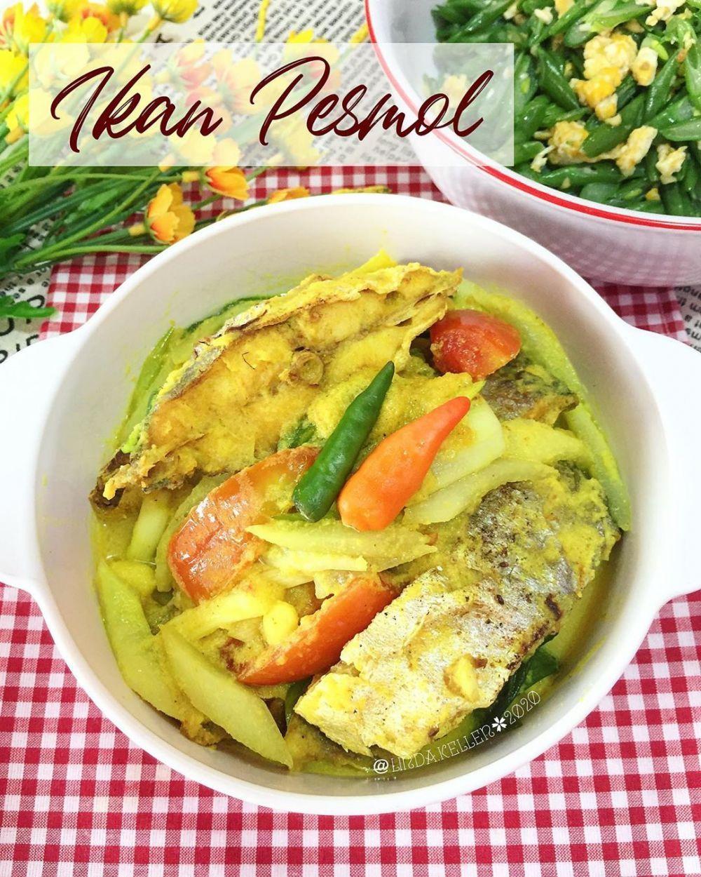 Resep Pesmol Ikan C 2020 Brilio Net Di 2020 Resep Makanan Sehat Resep Masakan Makanan Sehat