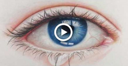 DRAWING REALISTIC EYE - Timelapse Prismacolor pencils   - Pencil Drawings - #drawing #Drawings #eye #Pencil #pencils#drawing #drawings #eye #pencil #pencils #prismacolor #realistic #timelapse