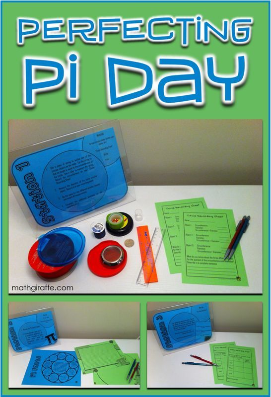 Perfecting Pi Day - Planning & Managing a Great Pi Day