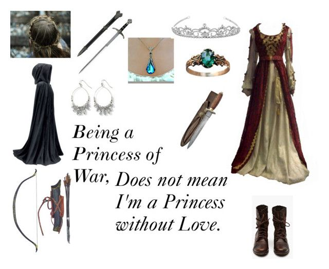 """Being a Princess"" by one-true-love ❤ liked on Polyvore featuring S.W.O.R.D., Jon Richard and White House Black Market"
