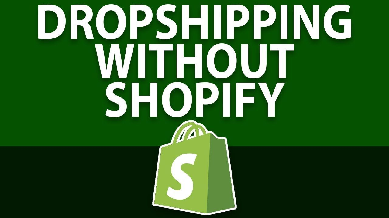 How To Start A Dropshipping Business WITHOUT Shopify