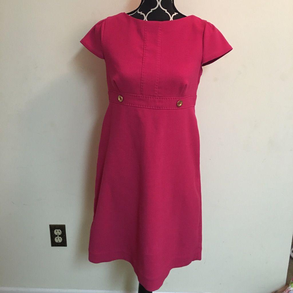 Pulitzer Pink Sheath Dress