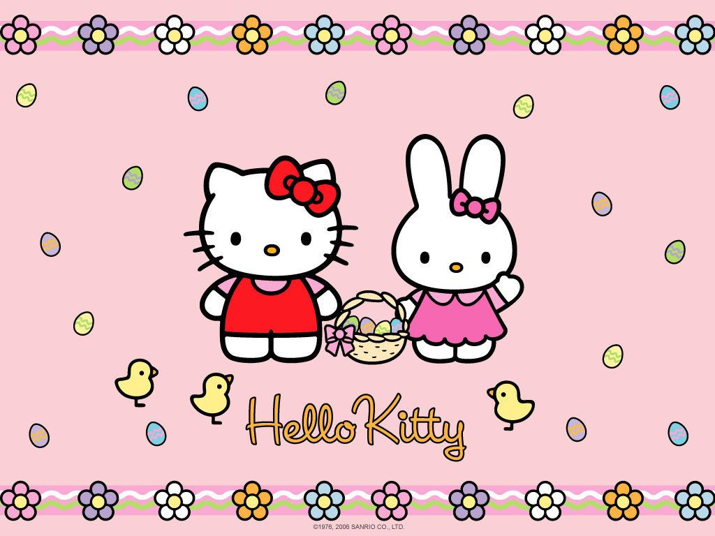 Hello Kitty Wallpaper Backgrounds