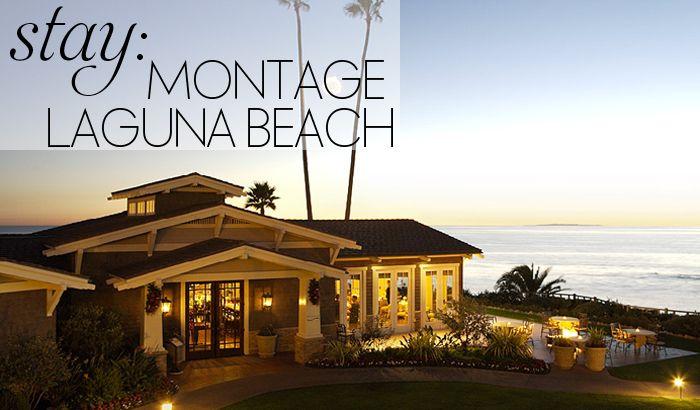 Stay Montage Laguna Beach Montage Laguna Beach Laguna Beach