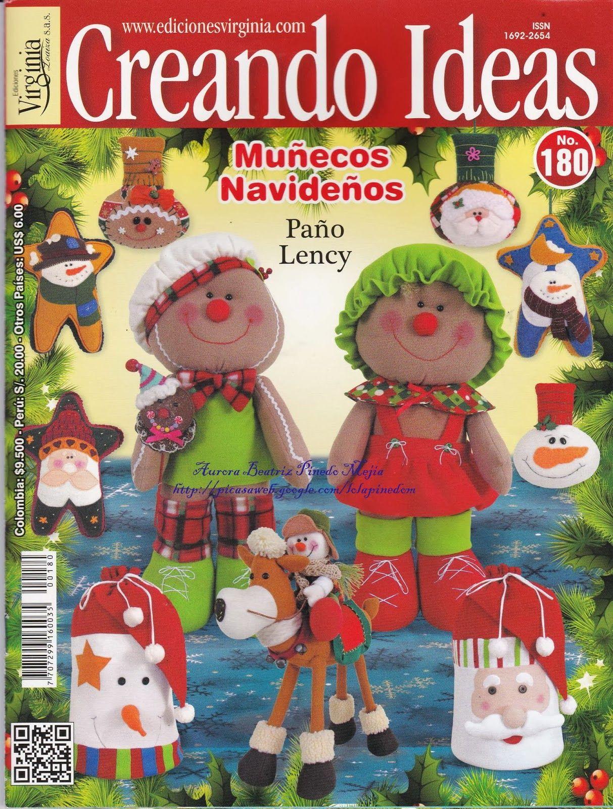 Revistas de manualidades gratis a 1campana for Manualidades souvenirs navidenos