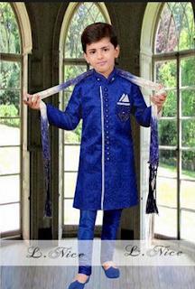 Baju Lebaran Anak Anak