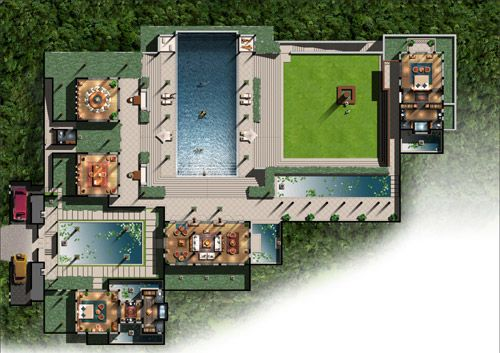 Resort Plan 7 Resort Plan Hotel Room Plan Hotel Plan