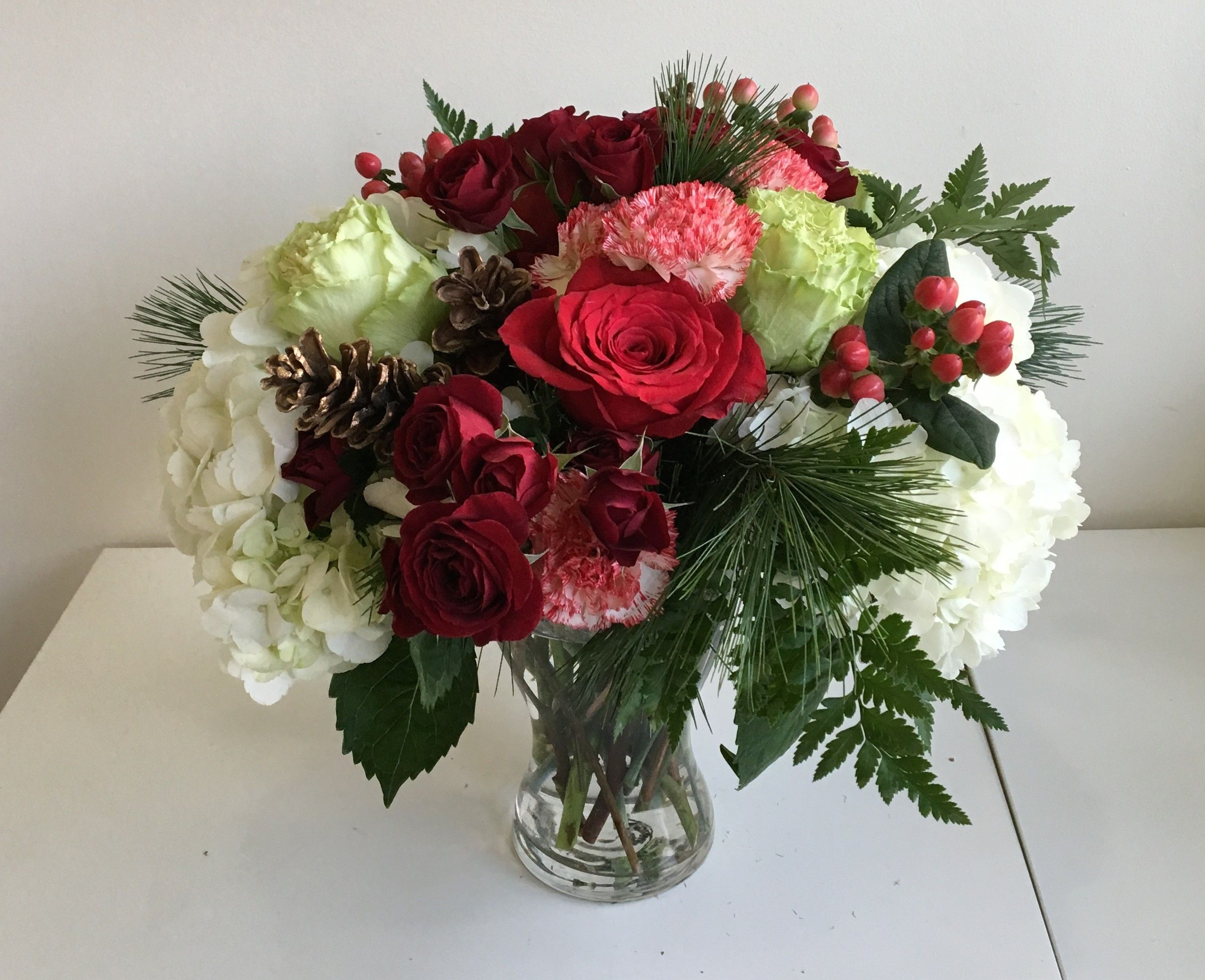 Jingle Bells (With images) Flower delivery, Floral