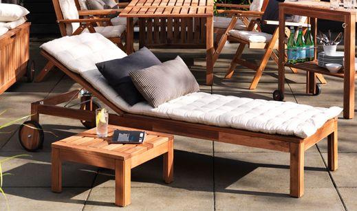 IKEA Lounging Relaxing Furniture Applaro Chaise $129