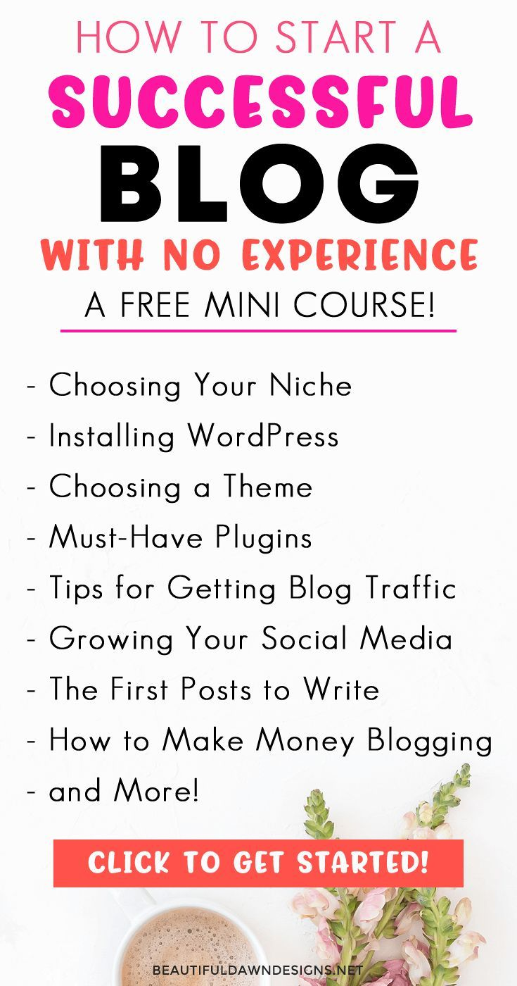 How to Start a Money Making Blog for Beginners in
